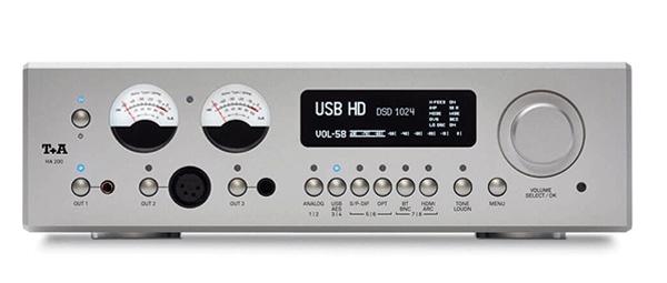 T+A wzmacniacz słuchawkowy HA 200